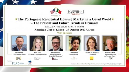 The Residential Market In Portugal Post-Covid for US Citizens