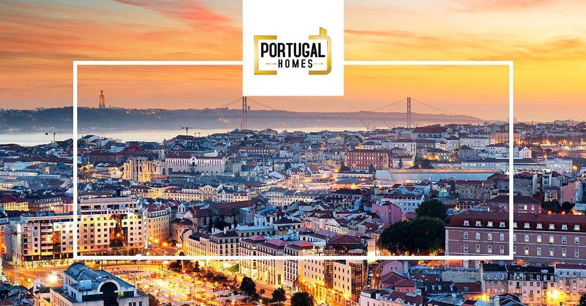 Singular neighborhoods of Lisbon