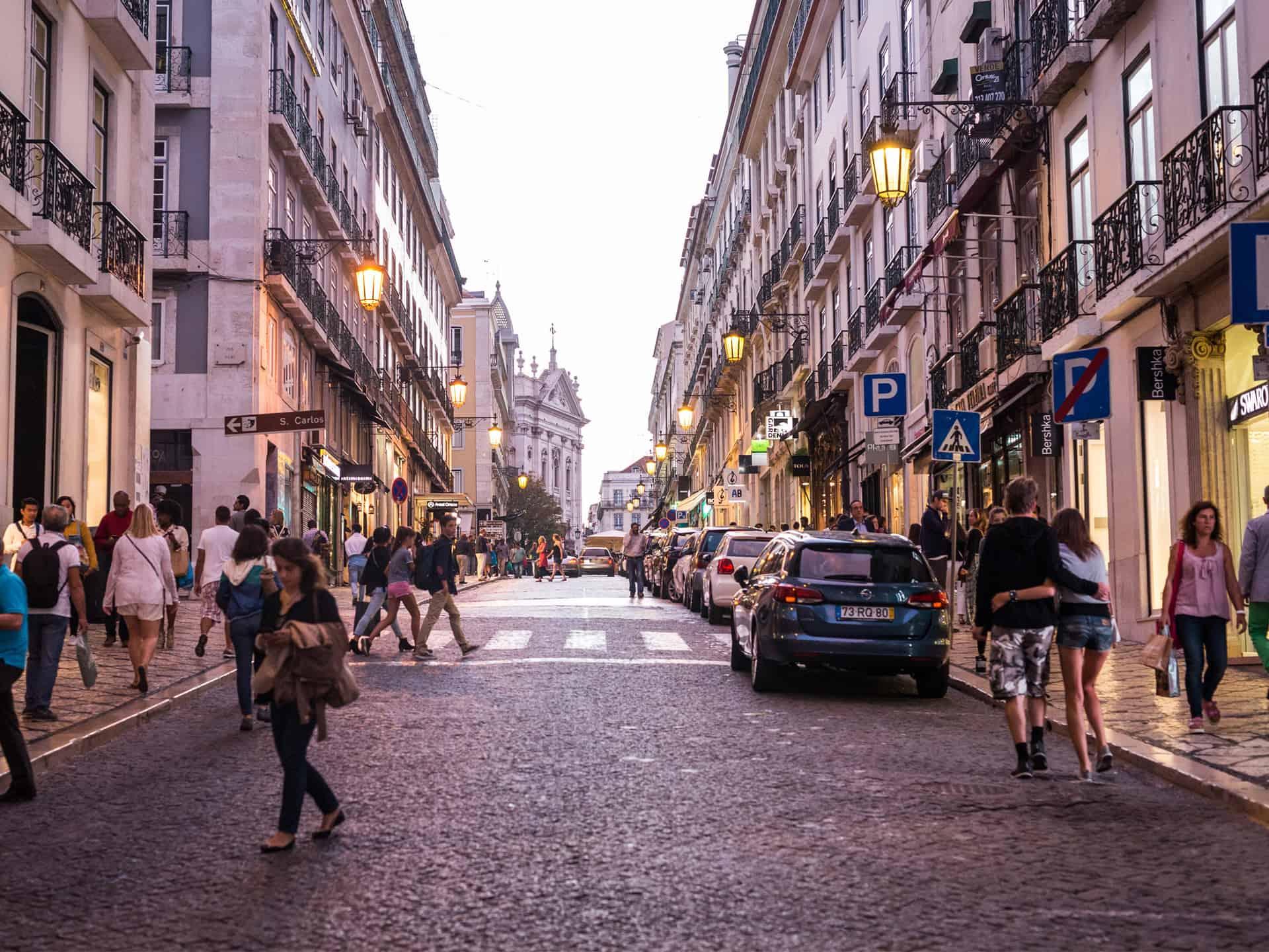 Chiado, Lisbon's Montmartre