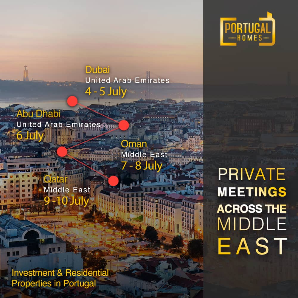 Book your Private Meeting now and find out more about Property Investment & Golden Visa in Portugal