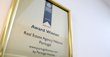 Portugal Homes' Quality Recognized Internationally