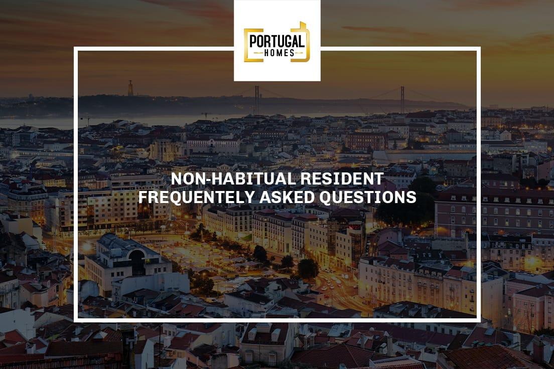 Non-Habitual Resident (NHR) Portugal - FAQ
