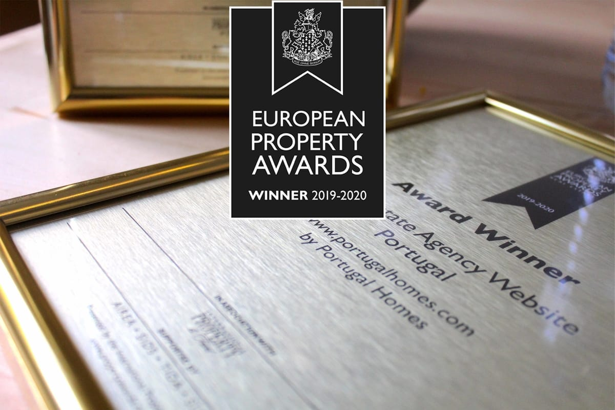 Portugal Homes wins two property awards!
