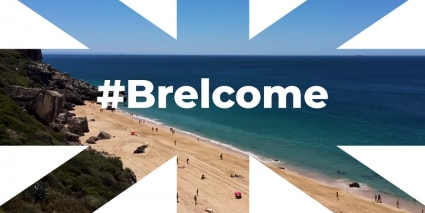 "Portugal ""Brelcomes"" you, with or without Brexit"