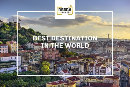 Portugal recognized for the 3rd time as the Best Destination in the World!
