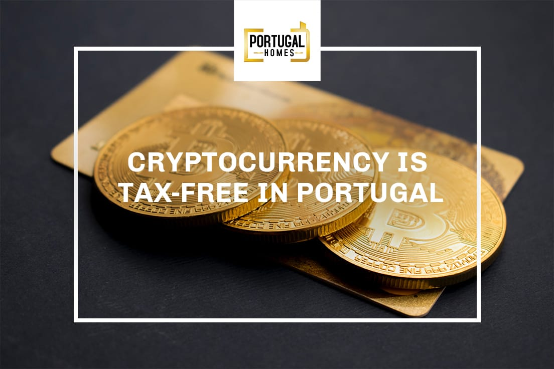 Cryptocurrency is tax-free in PortugalCryptocurrency is tax-free in Portugal