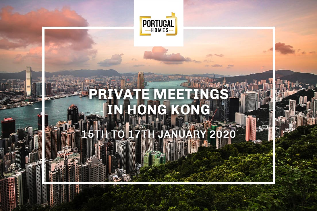 Portugal Homes travels back to Hong Kong in January