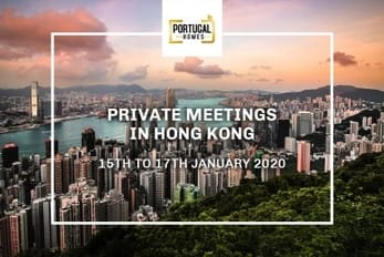 Portugal Homes travels back to Hong Kong in January!