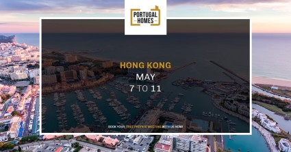 Investing in Portugal through Hong Kong? Meet Portugal Homes from May 7th to 11th! - Portugal Home - Portugal propety experts features