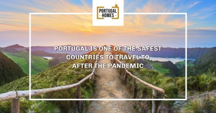 Portugal elected as one of the safest places to travel to after the COVID-19 pandemic