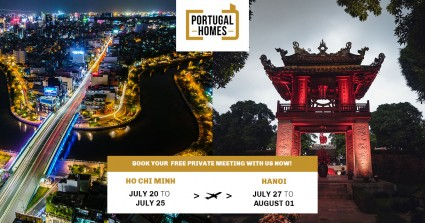 Investing in Portugal through Vietnam? Meet Portugal Homes from July 23rd to 31st!
