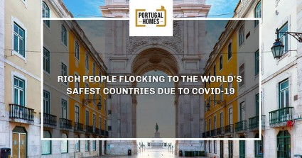 Rich people flocking to the world's safest countries due to COVID-19