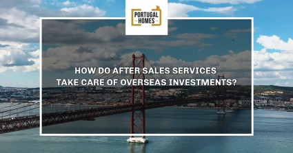 How do After Sales services take care of overseas investments?