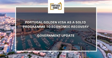 Portugal Golden Visa as a solid programme to economic recovery - Government update