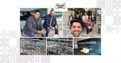 Portugal Homes team bonding and weekend getaway