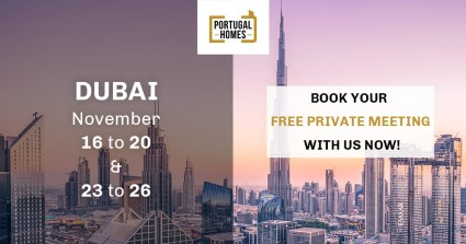 Investing in Portugal through Dubai? Meet Portugal Homes from November 16th to 26th!