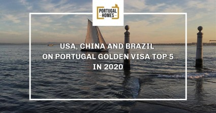 USA, China and Brazil on Portugal Golden Visa Top 5 in 2020
