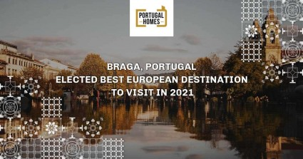 Braga, Portugal elected best European destination to visit