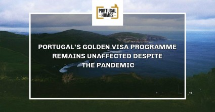 Portugal's Golden Visa programme remains unaffected despite the pandemic