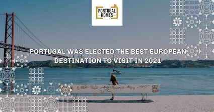 Portugal was elected the best European destination to visit in 2021