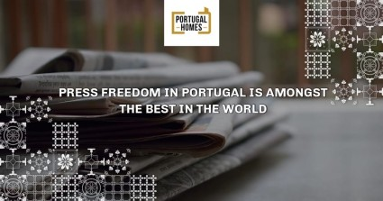 Press freedom in Portugal is amongst the best in the world