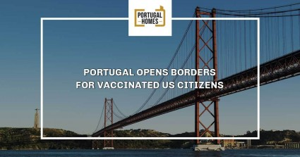 Portugal opens borders for vaccinated US citizens