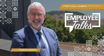 Employee Talks with Simon Hobson