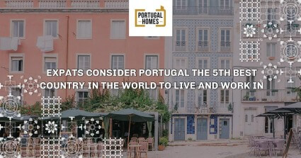 Expats consider Portugal the 5th best country in the world to live and work in