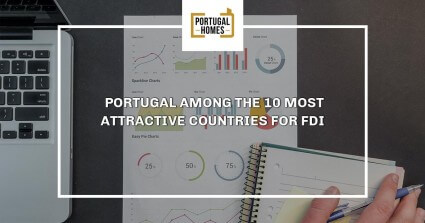 Portugal among the 10 most attractive countries for FDI