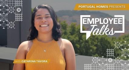Employee Talks with Catarina Távora