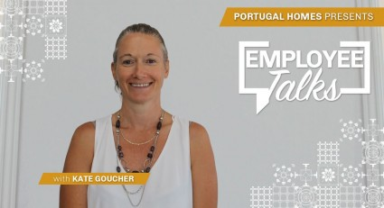 Employee Talks with Kate Goucher