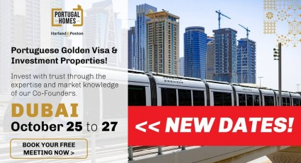 Portugal Homes is coming to Dubai to meet with you!