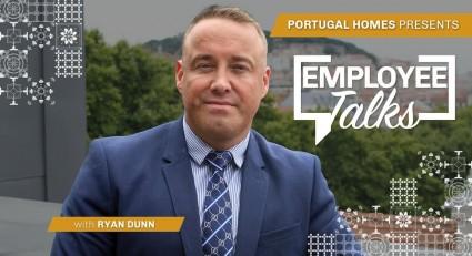 Employee Talks with Ryan Dunn