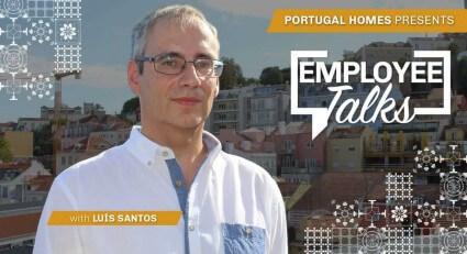 Employee Talks with Luís Santos