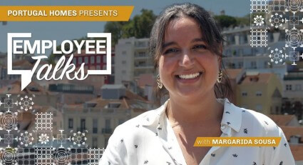 Employee Talks with Margarida Sousa