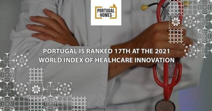 Portugal Ranked 17th At The 2021 World Index of Healthcare Innovation
