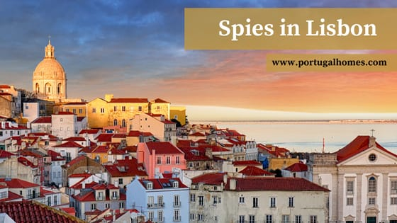 WW II spies used to gather in Lisbon