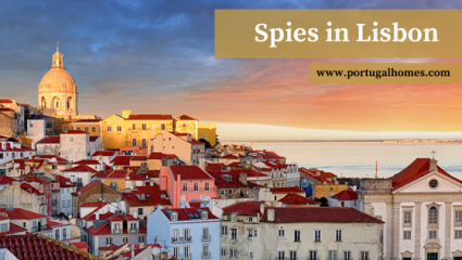 World War II spies used to gather in Lisbon