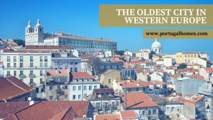 Did you know Lisbon is the oldest city in western Europe?