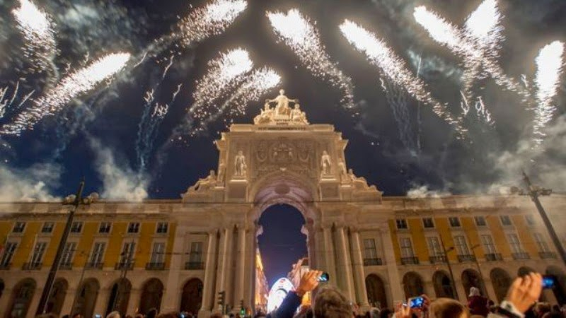 4 New Year's Eve destinations, in Portugal