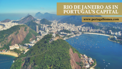 Did you know Rio de Janeiro was once Portugal's capital?
