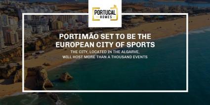 Portimão set to be the European City of Sport