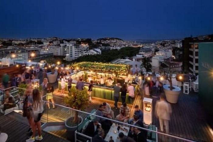 Sky Bar | Tivoli Avenida Liberdade Hotel Portugal Home - Portugal propety experts