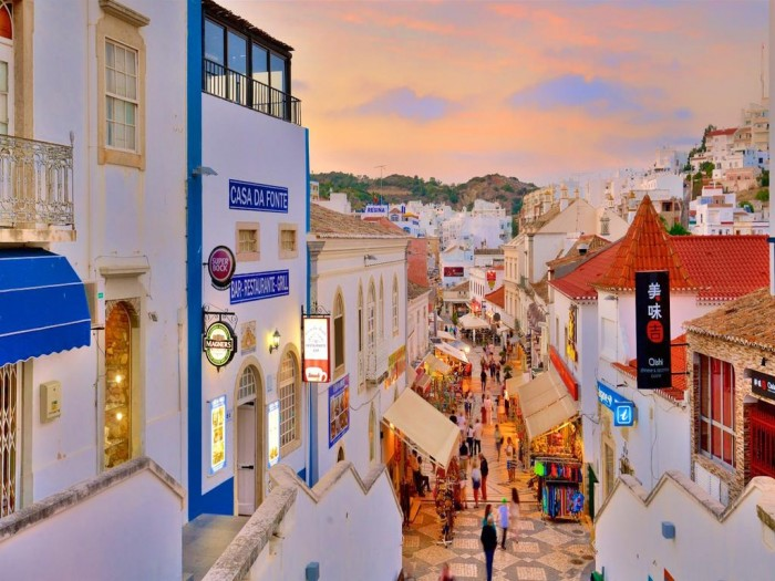 Albufeira Old Town Portugal Home - Portugal propety experts
