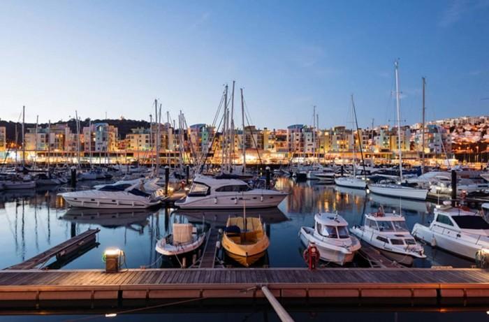 Albufeira Marina Portugal Home - Portugal propety experts