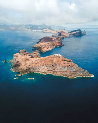 Visit Madeira's very own mini Galapagos Portugal Home - Portugal propety experts
