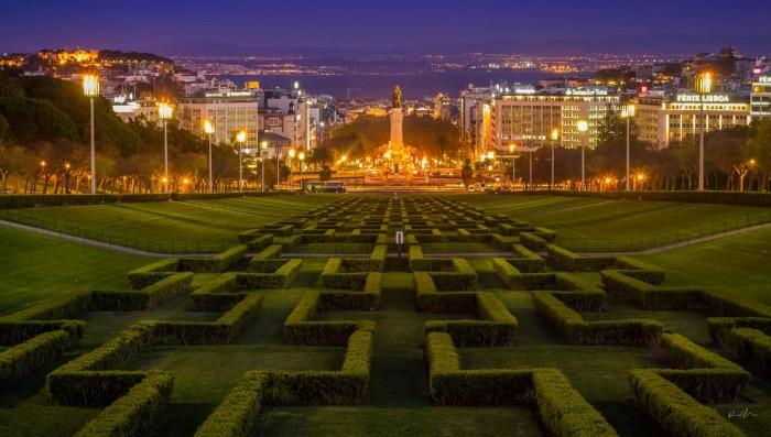 Parque Eduardo VII Portugal Home - Portugal propety experts