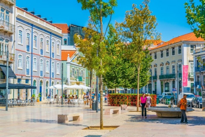A night out in Anjos Portugal Home - Portugal propety experts