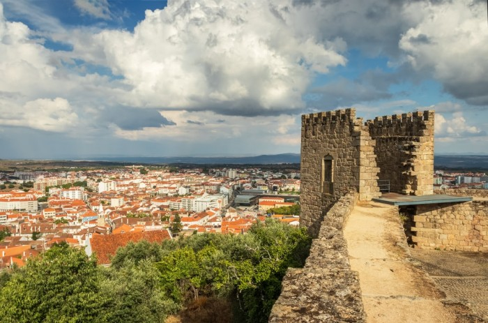 Enjoy the view from the Medieval Castel Portugal Home - Portugal propety experts