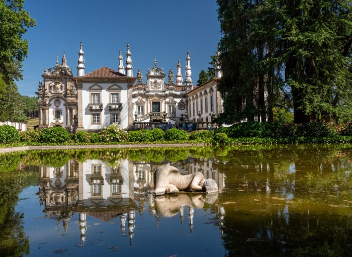 Mateus Palace Portugal Home - Portugal propety experts
